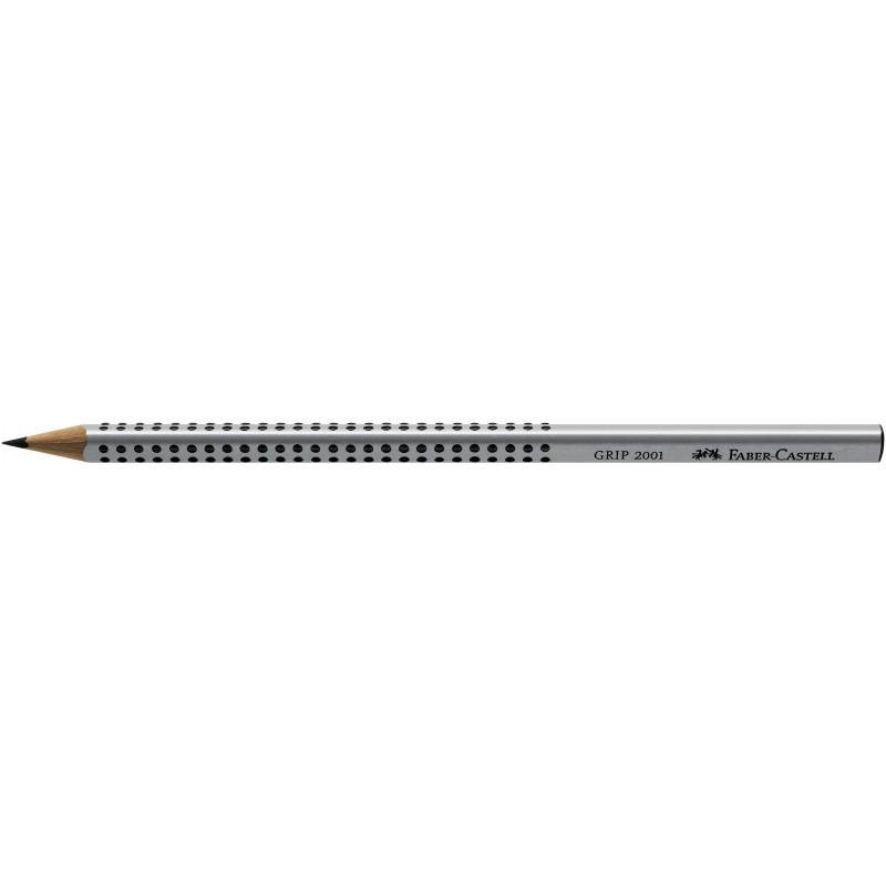 Faber-Castell Bleistift GRIP 2001 · 2B