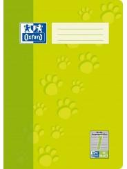 Oxford Schulheft A4 · Lineatur 1 · 90 g/m²  · 16 Blatt