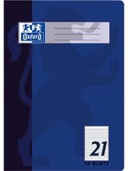 Oxford Schulheft A4 · Lineatur 21 (liniert) · 90 g/m²  · 16 Blatt