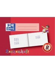 Oxford Rechenheft A5 quer · 16 Blatt · Lineatur R · 90 g/m²
