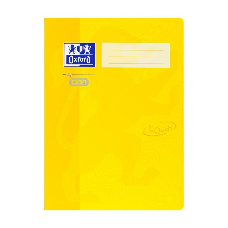 Oxford Schnellhefter Oxford by ELBA · A4 · aus festem Karton · gelb