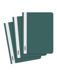 Herlitz Schnellhefter A5 PP-Folie grün