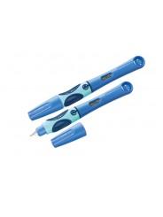 Pelikan Schulfüller Griffix P2BSR · Farbe: bluesea/blau · Feder A (Anfänger) · Rechtshänder