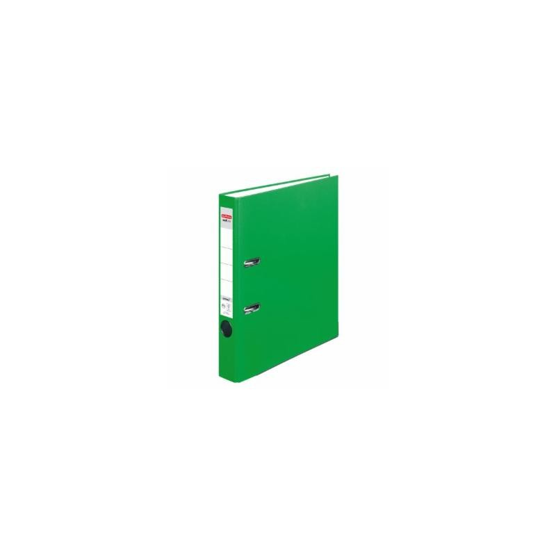 Herlitz Ordner A4 · schmal (5cm)  · maX.file protect · hellgrün