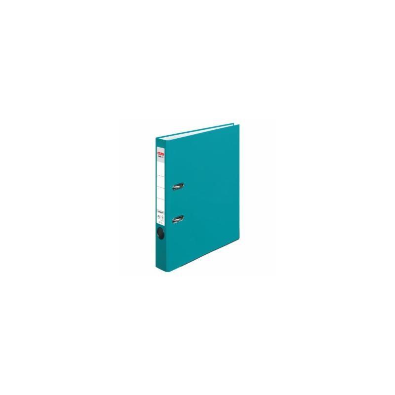 Herlitz Ordner A4 · schmal (5cm)  · maX.file protect · türkis