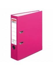 Herlitz Ordner A4 · breit (8cm)  · maX.file protect · pink