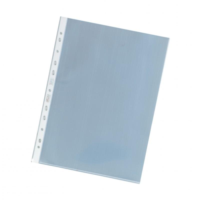 Herlitz Prospekthülle · A4 · Premium ·  glasklar · 10 Stück
