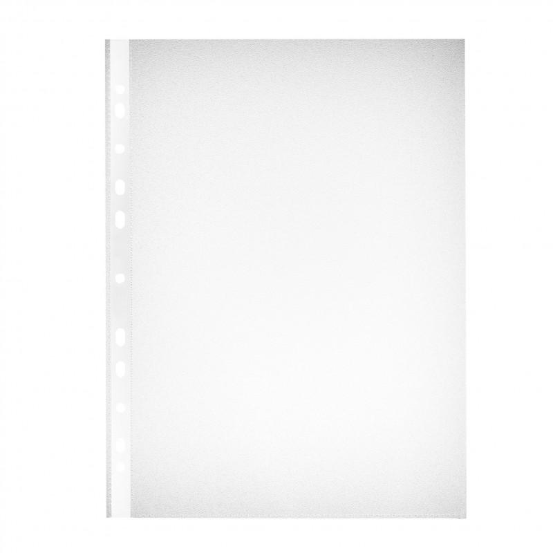 Herlitz Prospekthülle · A4 · Premium · glasklar · 50 Stück