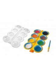 Pelikan Deckfarbkasten mini-friends® 755/8 · mit 8 Farben + Pinsel