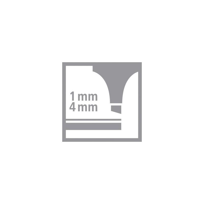STABILO® Textmarker STABILO® flash® · Etui mit 4 Stiften