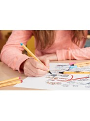 STABILO® Fineliner STABILO® point 88® Etui · mit 6 Stiften