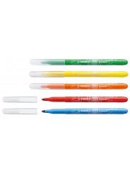 STABILO® Filzstift STABILO® power · Kartonetuii mit 18 Stiften