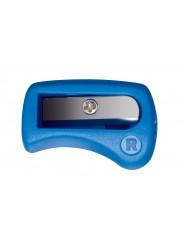 STABILO® Ergonomischer Druckbleistift zum Schreibenlernen STABILO® EASYergo 3.15 + Spitzer · blau · Rechts-/Linkshänder
