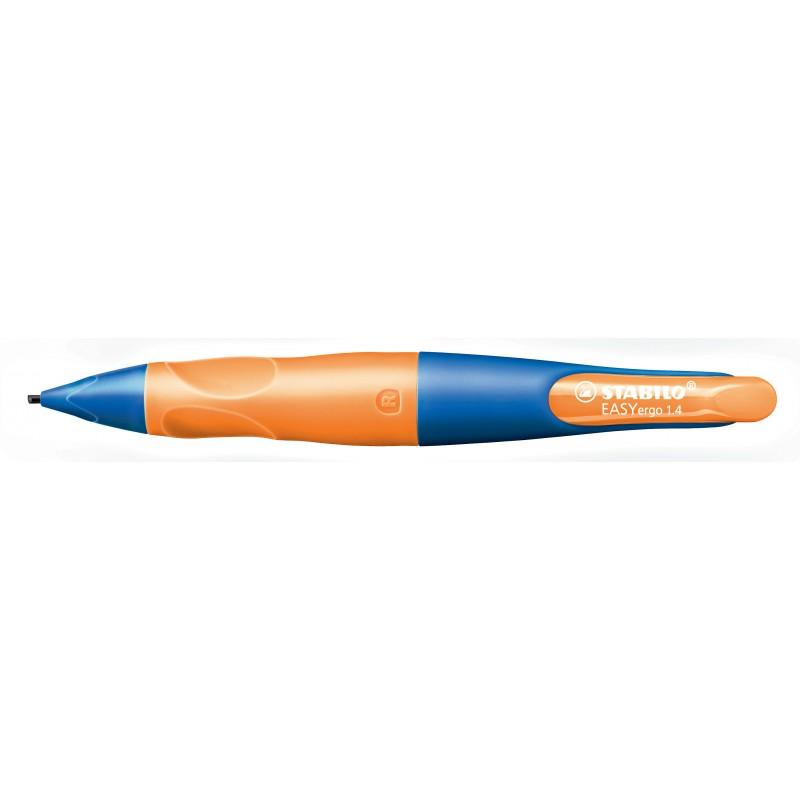 STABILO® Ergonomischer Druckbleistift STABILO® EASYergo 1.4 · blau/orange · Rechtshänder