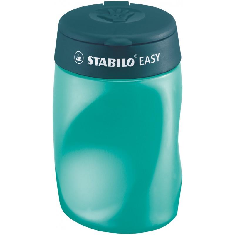 STABILO® Ergonomischer Dosenspitzer STABILO® EASYsharpener · petrol · Rechts-/Linkshänder