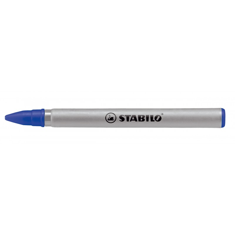 STABILO® Patrone STABILO® EASYoriginal fine · 0 ·3 mm · blau · Faltschachtel mit 3 Patronen