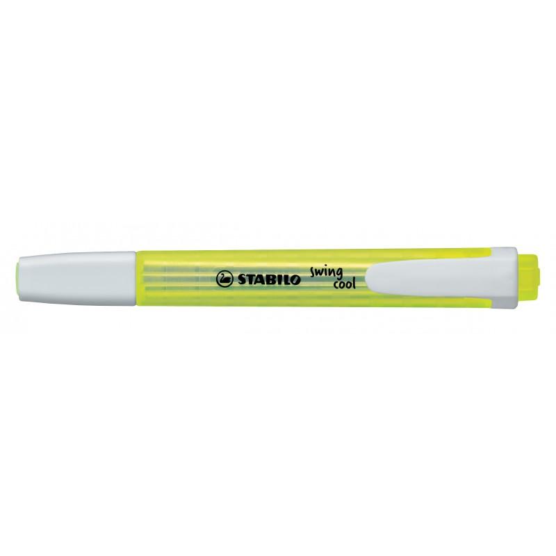 STABILO® Textmarker STABILO® swing® cool · gelb