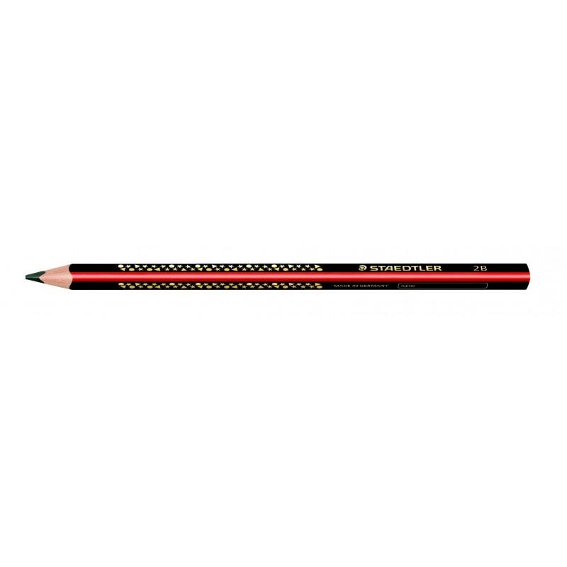 STAEDTLER® Bleistift Tricki Dicki® Schreiblernstift · 2B