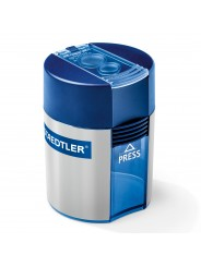 STAEDTLER® Doppel-Spitzdose · 512 001 · 8 ·2 mm Ø (dünn) · 10 ·2 mm Ø (dick)