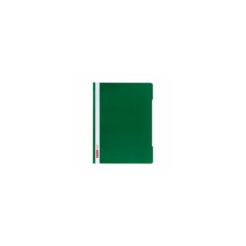 Herlitz Schnellhefter 'Quality' · DIN A4 · grün