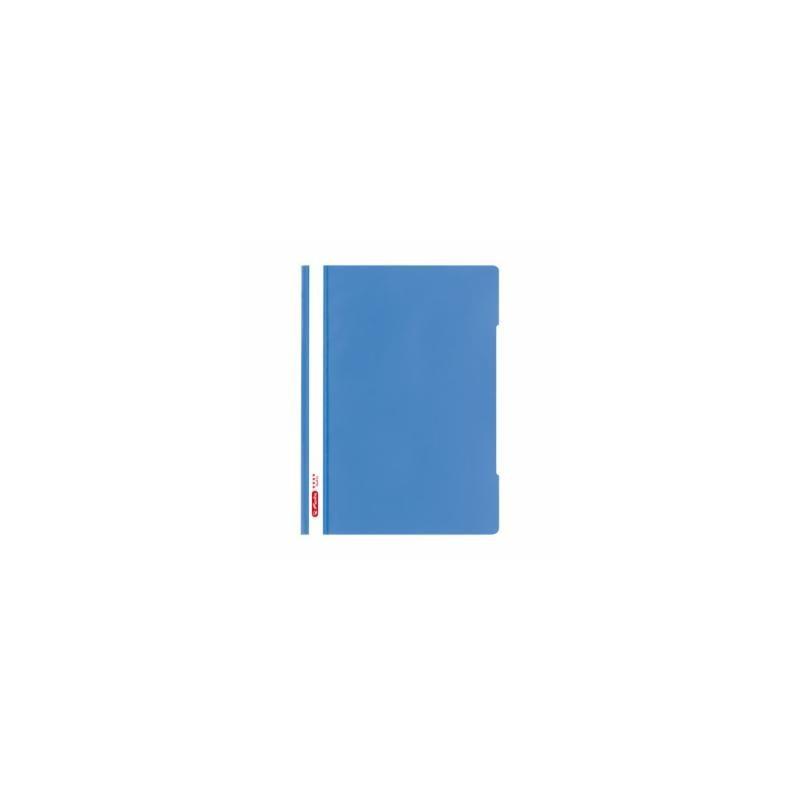 Herlitz Schnellhefter 'Quality' · DIN A4 · batic blue