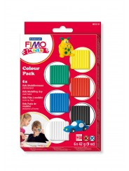 STAEDTLER® Modelliermasse FIMO® kids Colour pack - basic