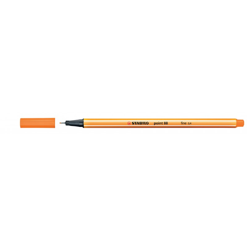 STABILO® Fineliner STABILO® point 88® · 0,4 mm · blau