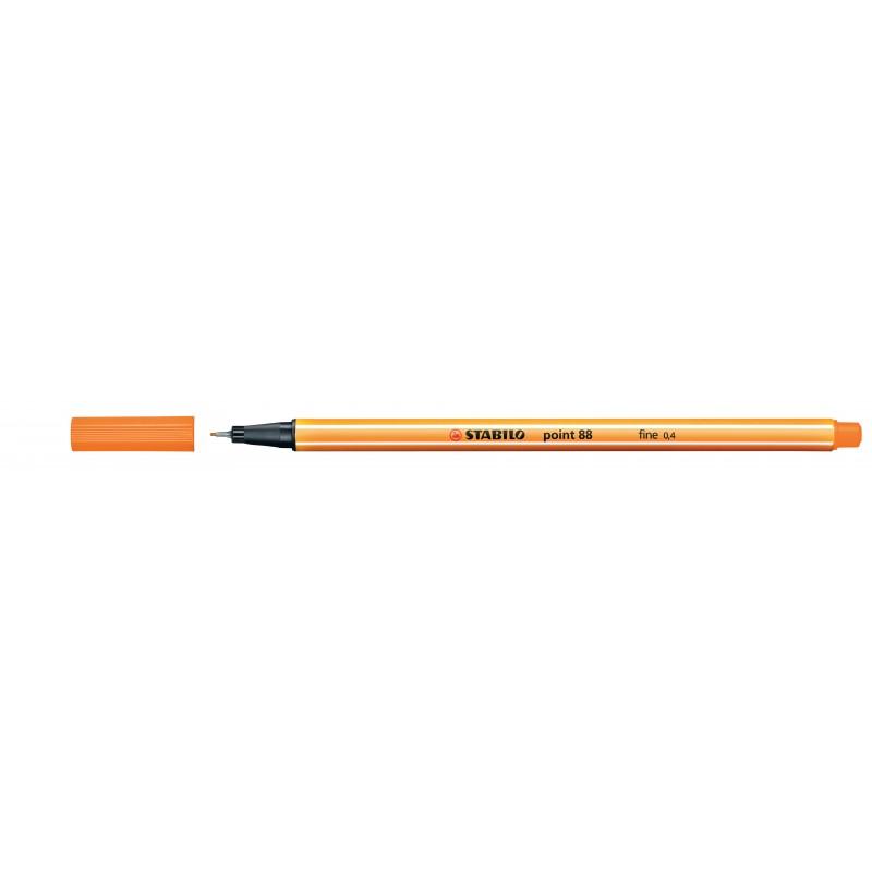 STABILO® Fineliner STABILO® point 88® · 0,4 mm · blau