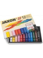 Honsell jaxon Ölpastellkreide 12 Farben