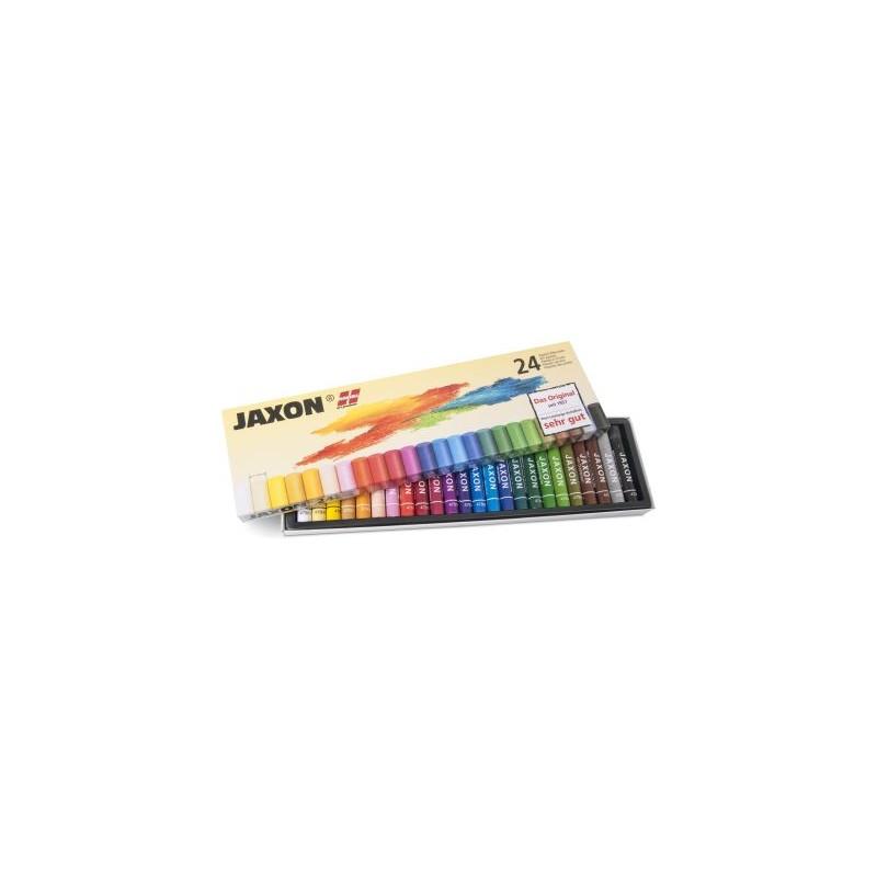 Honsell jaxon Ölpastellkreide 24 Farben