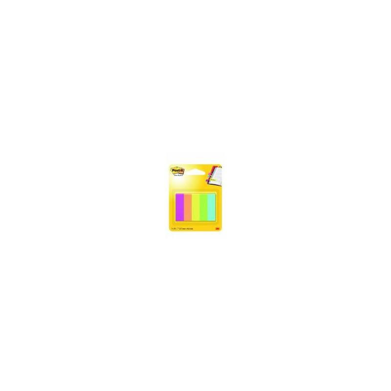 3M Haftnotiz Post-it Page Marker 5x50Blatt