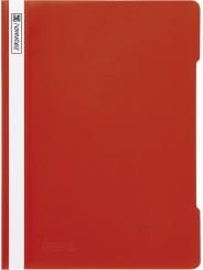 BRUNNEN Schnellhefter · DIN A4 · PVC · quality · rot