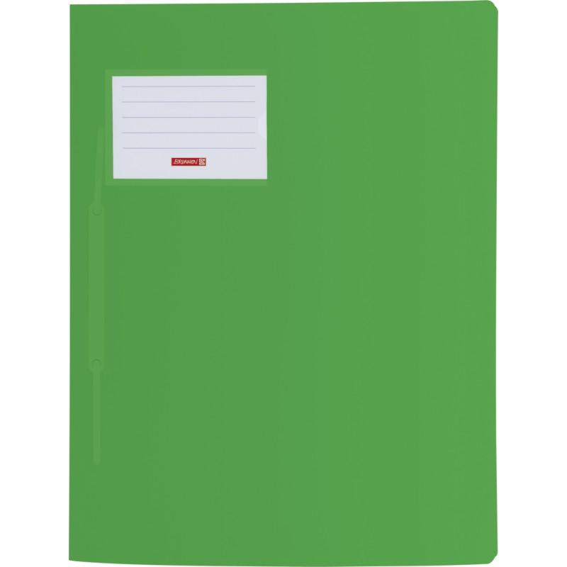BRUNNEN Schnellhefter · DIN A4 · FACT! PP-Folie · extrastark · grün