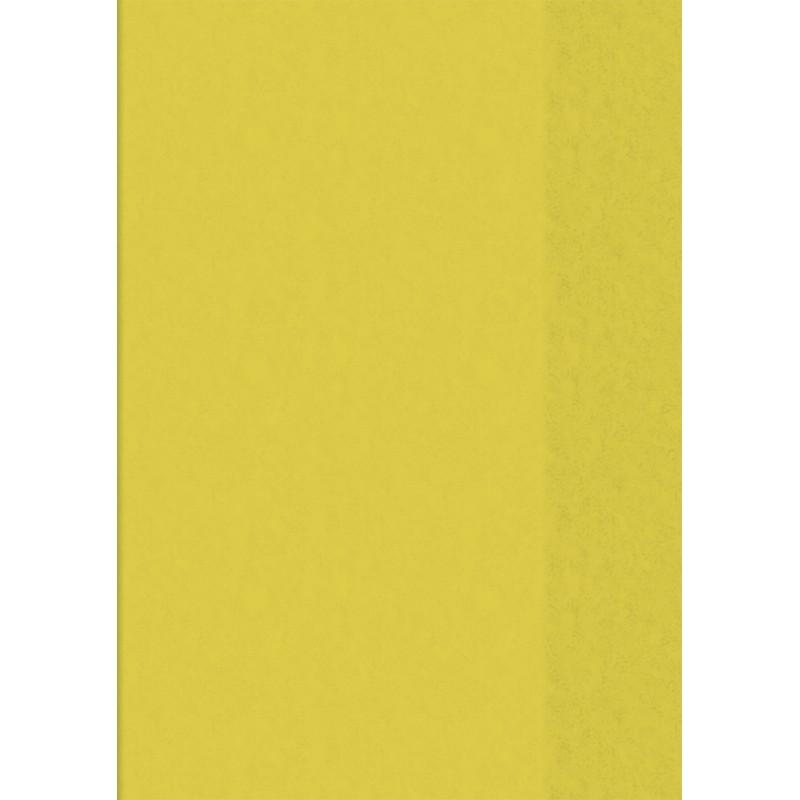 BRUNNEN Hefthülle · DIN A4 · transparent · gelb