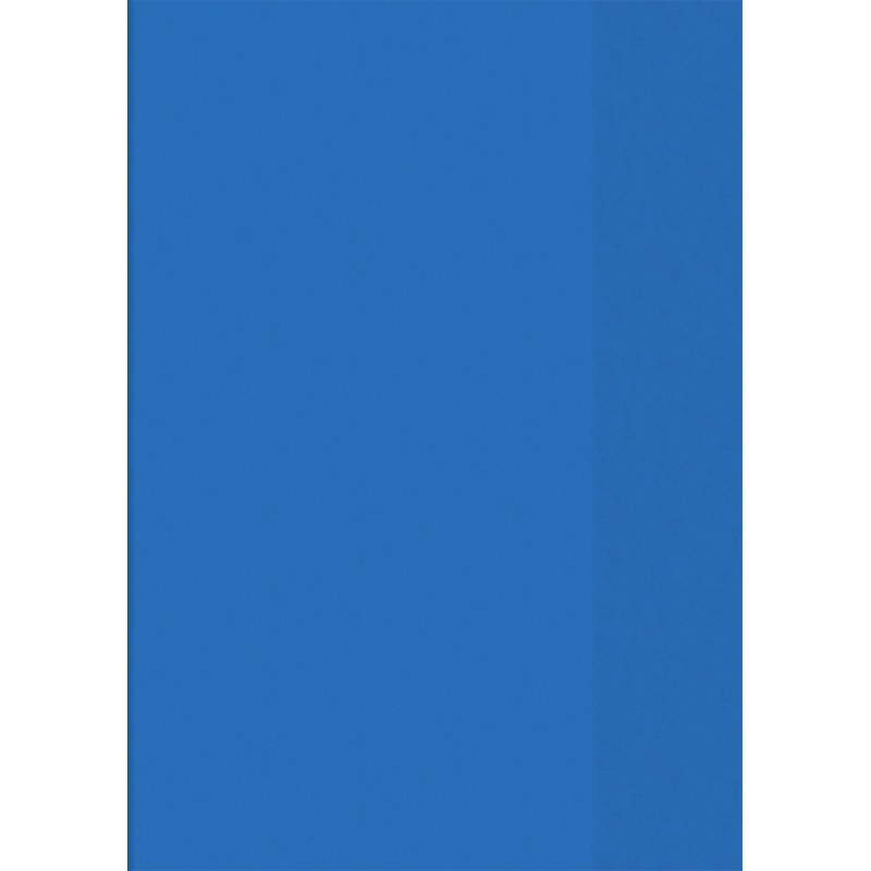 BRUNNEN Hefthülle · DIN A4 · transparent · blau