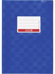BRUNNEN Hefthülle · DIN A4 · gedeckt · enzianblau
