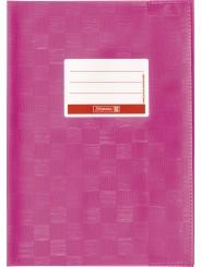 BRUNNEN Hefthülle · DIN A4 · gedeckt · pink