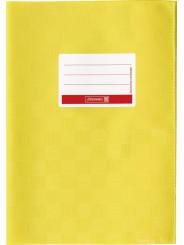 BRUNNEN Hefthülle · DIN A5 · gedeckt · gelb