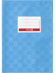 BRUNNEN Hefthülle · DIN A5 · gedeckt · blau