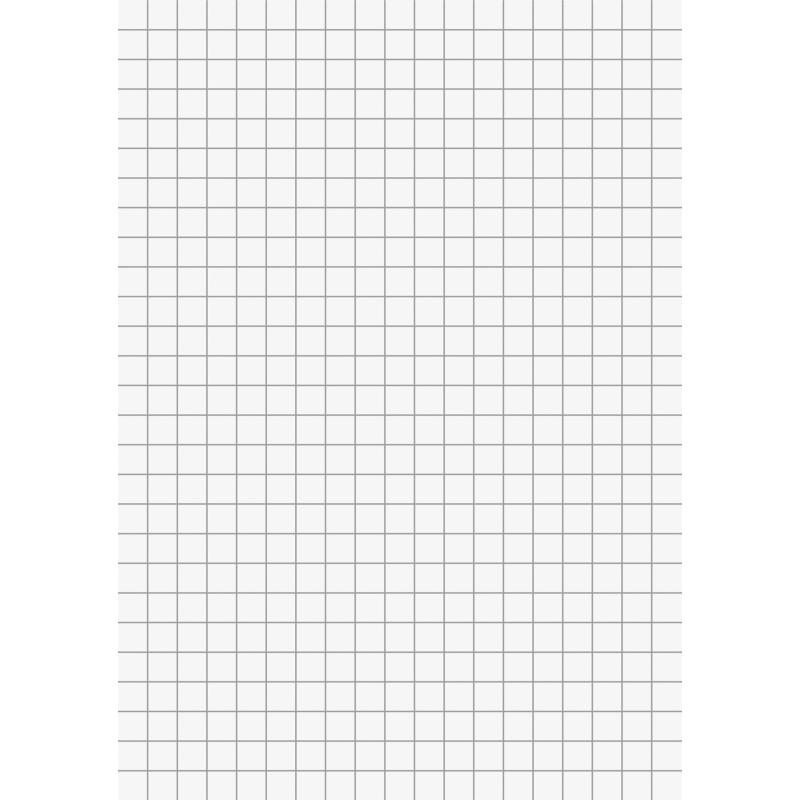 BRUNNEN Schulblock A5 · Lineatur 5 · kopfverleimt · gelocht · 80 g/m² · 50 Blatt - Motiv zufällig