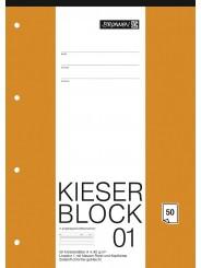 BRUNNEN Kieserblock 01 · (Lin1) · 50Bl