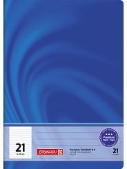 BRUNNEN Schulheft A4 Vivendi L 21   · 90 g/m² · 16 Blatt