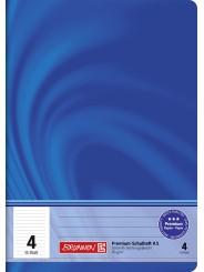 BRUNNEN Schulheft · DIN A5 · Vivendi · Lineatur 4 · 90 g/m² · 16 Blatt