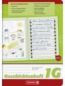 BRUNNEN Geschichtenheft A5 · Lineatur 1G · 80 g/m² · 16 Blatt