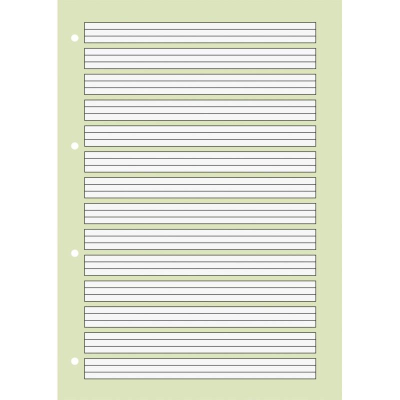 BRUNNEN Schulblock · DIN A4 · Lineatur 1 · 50 Blatt · Premium