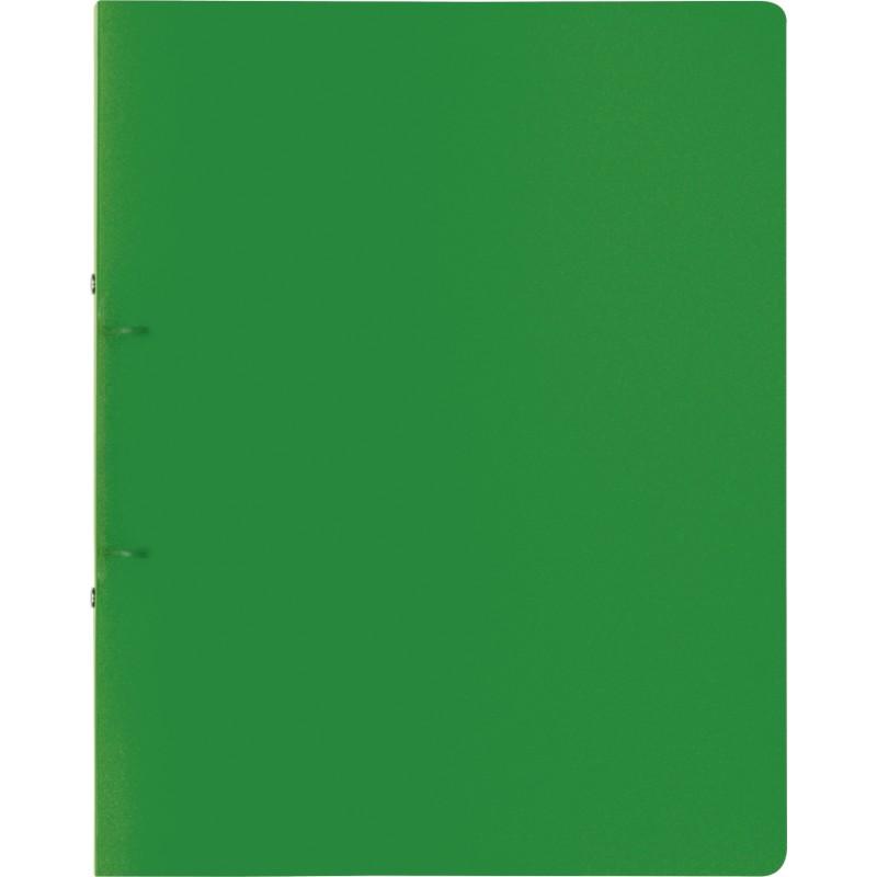 BRUNNEN Ringbuch FACT! · DIN A4 · 25mm · 2 Ringe · grün