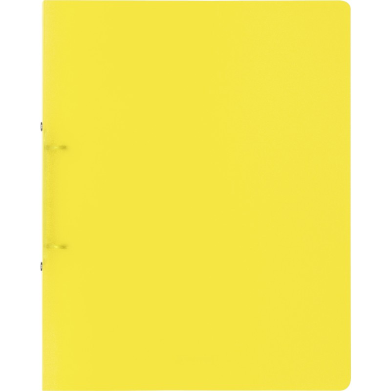 BRUNNEN Ringbuch FACT! · DIN A4 · 16mm · 2 Ringe · gelb