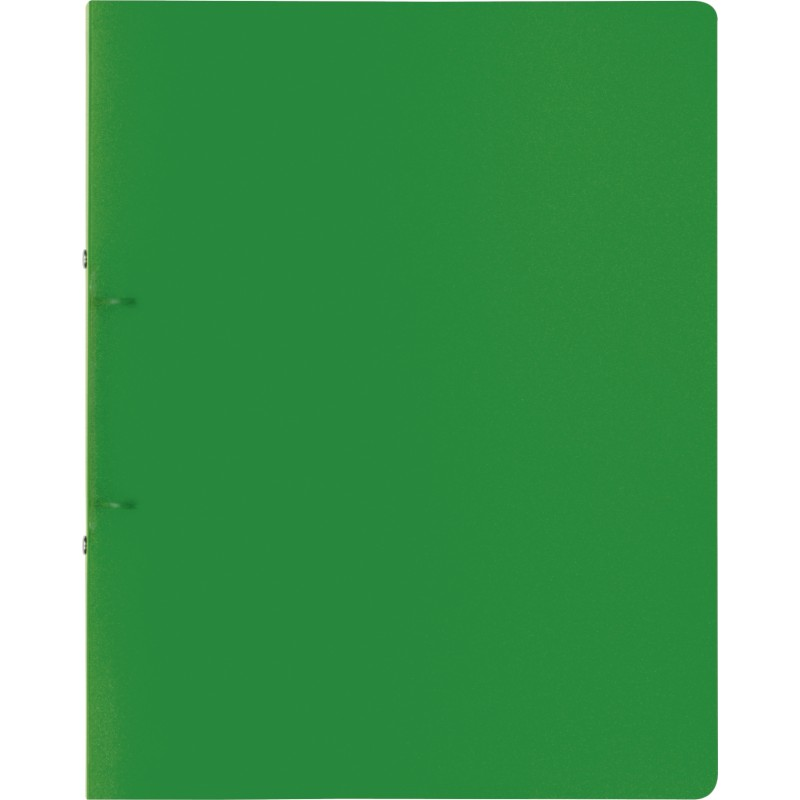 BRUNNEN Ringbuch FACT! · DIN A4 · 16mm · 2 Ringe · grün