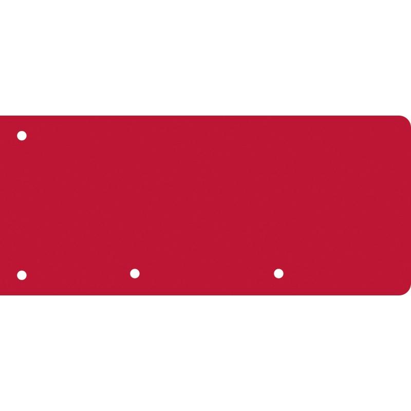 BRUNNEN Trennstreifen · Colour · Code · red