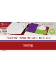 BRUNNEN Trennstreifen · Colour · Code · kiwi